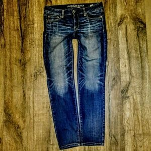 American Eagle Jeans Size 10 Skinny ✂